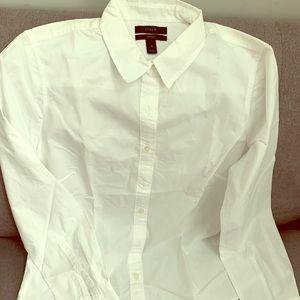 J. Crew Tops - j crew perfect shirt